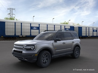 New 2021 Ford Bronco Sport Badlands SUV in Christiansburg, VA