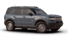 New 2021 Ford Bronco Sport Badlands SUV 3FMCR9D94MRA05770 in Rochester, New York, at West Herr Ford of Rochester