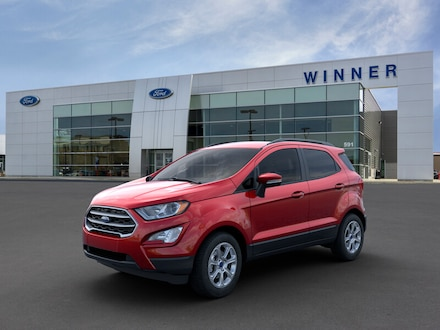 Featured new 2019 Ford EcoSport SE SUV for sale in Dover, DE