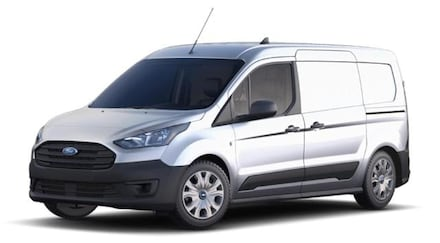 2020 Ford Transit Connect Van XL LWB With Symmetrical Doors