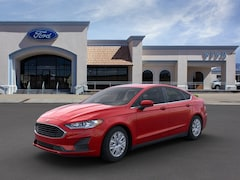 New Ford Vehicles 2020 Ford Fusion S Sedan in El Paso, TX