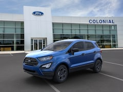 2020 Ford EcoSport S 4WD Sport Utility