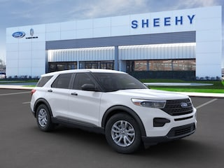 New 2020 Ford Explorer Base SUV Marlow Heights MD