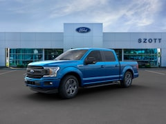 New 2019 Ford F-150 XLT Truck 1FTEW1EP1KFD31931 in Holly, MI