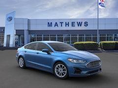 2020 Ford Fusion Hybrid SE Sedan 3FA6P0LU6LR222251