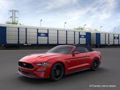 New 2020 Ford Mustang GT Premium Convertible in Mahwah