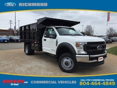 New 2020 Ford F-550 Chassis XL Truck Regular Cab for sale near you in Richmond, VA