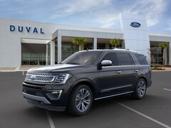 2020 Ford Expedition Platinum SUV for sale in Jacksonville at Duval Ford