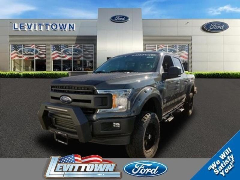 2018 Ford F-150 XLT ROCKY RIDGE Truck SuperCrew Cab