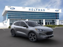 New 2021 Ford Escape SE SUV 1FMCU0G69MUA24576 for Sale in Stafford, TX at Helfman Ford