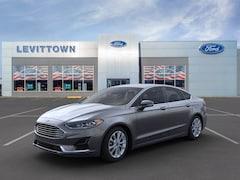 New 2020 Ford Fusion Hybrid SEL Sedan 3FA6P0MU1LR257634 in Long Island