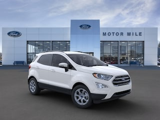 New 2020 Ford EcoSport SE SUV in Christiansburg, VA