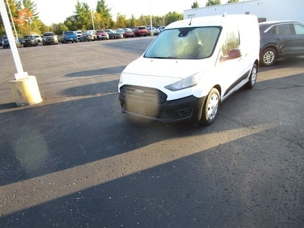 Featured New 2021 Ford Transit Connect XL Cargo Van for Sale in West Branch, MI