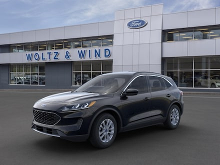 Featured New 2021 Ford Escape COURTESY LOANER SAVE BIG SUV 1FMCU9G69MUA33427 for Sale in Heidelberg, PA