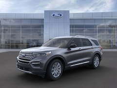 New 2020 Ford Explorer Limited SUV For Sale in Gaffney, SC