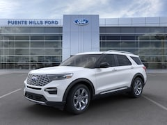 New Ford for sale 2020 Ford Explorer Platinum SUV in City of Industry, CA