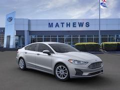 2020 Ford Fusion SE Sedan 3FA6P0HD0LR251320