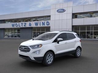 New 2020 Ford EcoSport SE SUV MAJ6S3GL3LC359261 in Heidelberg, PA