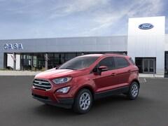New 2020 Ford EcoSport SE Crossover 200458 in El Paso, TX