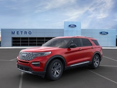 New 2020 Ford Explorer Platinum SUV for Sale in Schenectady NY