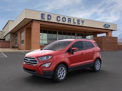 New 2020 Ford EcoSport SE Front-wheel Drive SUV MAJ3S2GE0LC344537 Gallup, NM