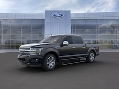 Used 2020 Ford F-150 Platinum 4WD SuperCrew 5.5 Box Platinum 4WD SuperCrew 5.5 Box in Willmar, MN