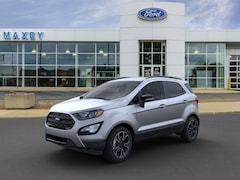 2020 Ford EcoSport SES Crossover for sale in Detroit at Bob Maxey Ford Inc.