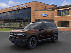 2021 Ford Bronco Sport Outer Banks SUV for sale in Michigan