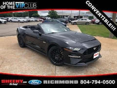 New 2019 Ford Mustang GT Premium Convertible for sale near you in Warrenton, VA