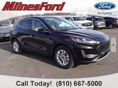 New 2020 Ford Escape SE SUV 1FMCU0G60LUB01124 for sale in Imlay City