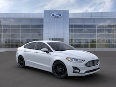 New 2020 Ford Fusion SE Sedan 3FA6P0HD8LR123374 in Rochester, New York, at West Herr Ford of Rochester