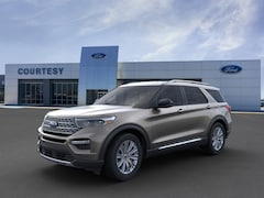 New 2021 Ford Explorer Limited For Sale in Breaux Bridge