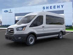 New 2020 Ford Transit-350 Passenger XL Wagon Medium Roof Van for sale near you in Richmond, VA