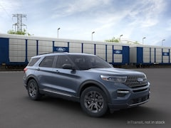 New 2021 Ford Explorer XLT SUV in Jamestown, NY