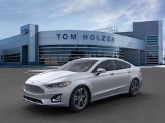 New 2020 Ford Fusion Titanium Sedan