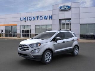2020 Ford EcoSport SE AWD SE  Crossover