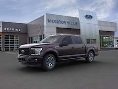New 2020 Ford F-150 STX Truck SuperCrew Cab Monroeville, PA