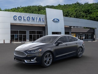 New 2020 Ford Fusion Titanium Sedan in Danbury, CT