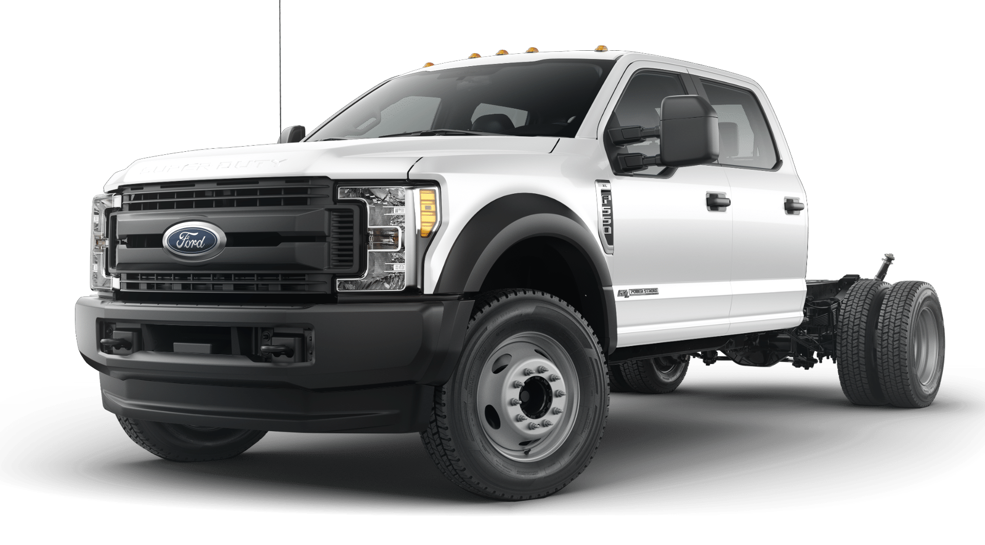 2019 Ford F-550 Chassis Truck Crew Cab