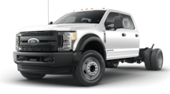 New 2019 Ford F-550 Chassis Truck Crew Cab in Jamestown, NY