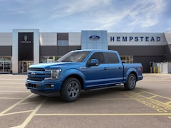New 2020 Ford F-150 Lariat Truck SuperCrew Cab 30060 for sale in Hempstead, NY at Hempstead Ford Lincoln