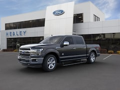 2020 Ford F-150 King Ranch 4WD Supercrew Short Box Truck