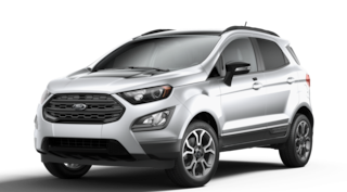 New 2019 Ford EcoSport SES Crossover in Danbury, CT