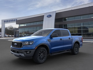 2020 Ford Ranger XLT XLT 4WD SuperCrew 5 Box 201692