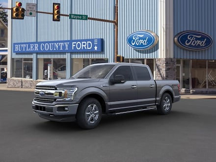 Featured New 2020 Ford F-150 XLT Truck for Sale in Butler, PA