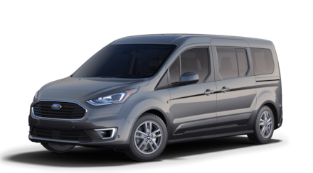 2019 Ford Transit Connect Titanium Van