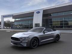 New 2020 Ford Mustang EcoBoost Convertible 201837 Waterford MI