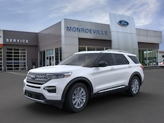 New 2020 Ford Explorer Limited SUV Monroeville, PA