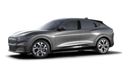 New 2021 Ford Mustang Mach-E Premium SUV in Holly, MI