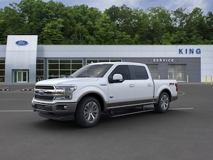 2020 Ford F-150 King Ranch Truck 1FTEW1E55LFA33141